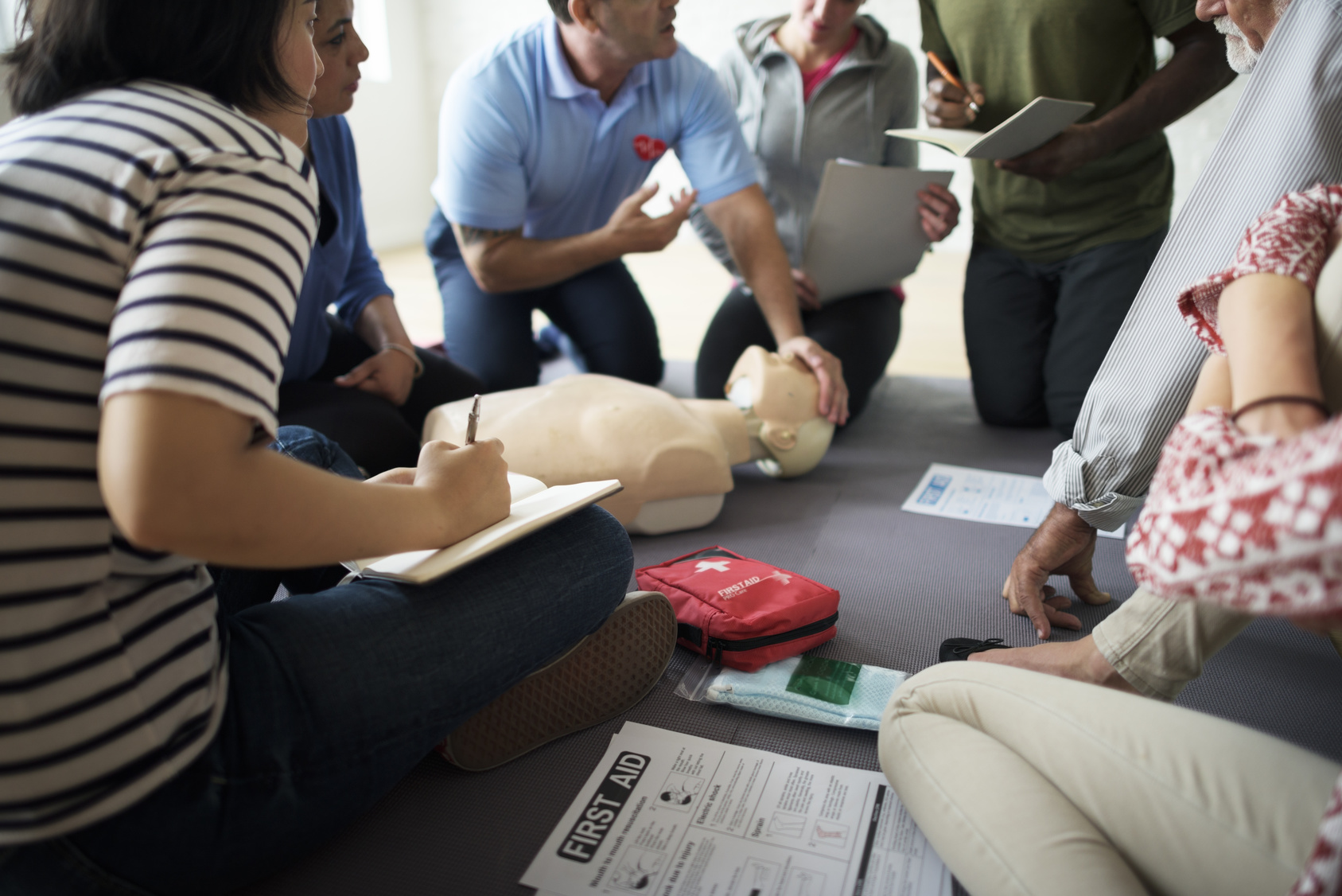 New Course: Provide First Aid