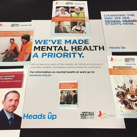 Mentally Healthy Workplace Alliance Information Pack